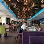 18 Lounge by The Embassy, restaurant panoramic in Piata Presei Libere din Bucuresti