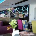 18 Lounge by The Embassy, restaurant panoramic in Piata Presei Libere din Bucuresti