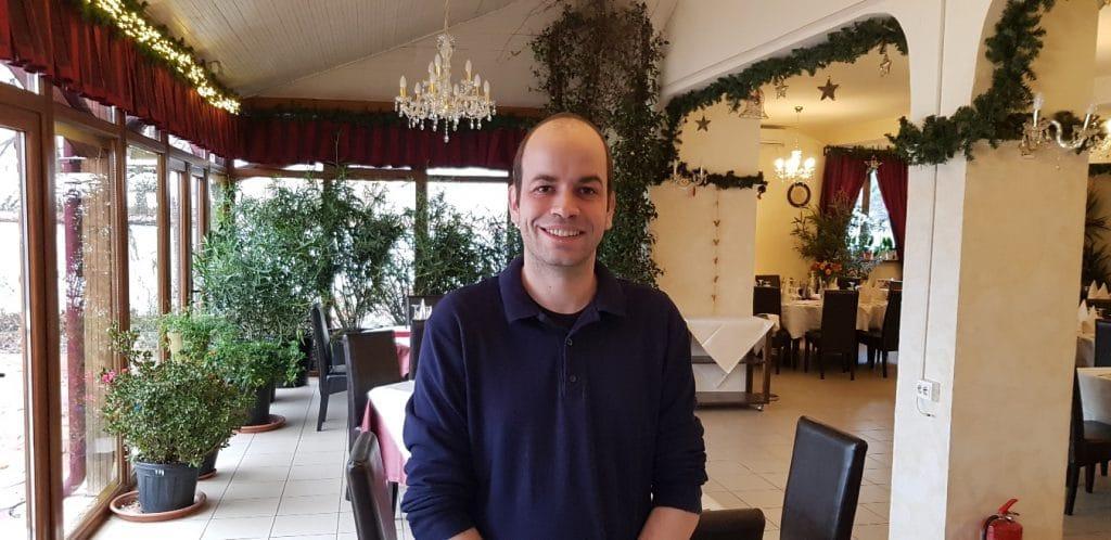 Amvrosia, restaurantul grecesc al doamnei Evanthia Zisi