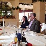 Amvrosia, restaurantul traditional grecesc al doamnei Evanthia Zisi