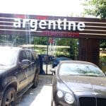 Argentine, steak and sushi restaurant in Parcul Herastrau