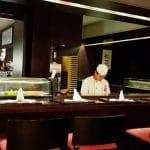 Benihana, restaurantul japonez de la hotelul Sheraton din Bucuresti