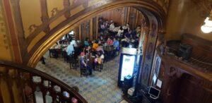 Caru cu Bere restaurant turistic 18