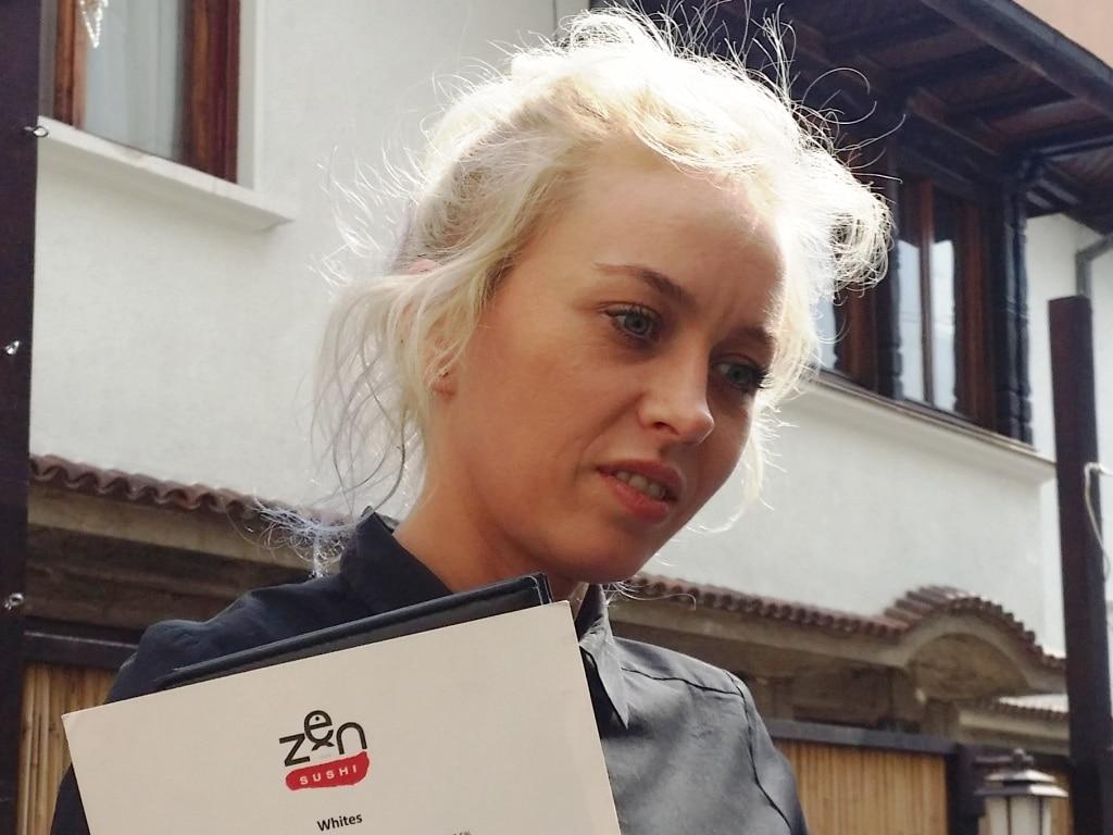 Chelnerita Zen Sushi