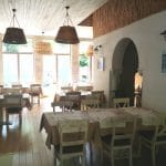 Restaurant pescaresc in Parcul Herastrau