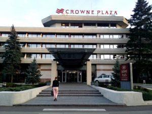 Citronelle, restaurantul hotelului de lux Crowne Plaza