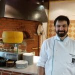 Cucina, restaurant italian traditional la Marriott, chef Francesco Castrovillari