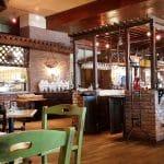 Cucina, restaurant italian traditional la hotelul Marriott din Bucuresti