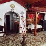 Doi Cocosi - salonul