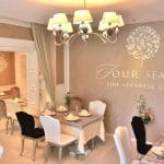 Four Seasons, restaurant libanez elegant in Piata Dorobantilor din Bucuresti