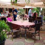 Gradina restaurantului grecesc Amvrosia din Pipera 09