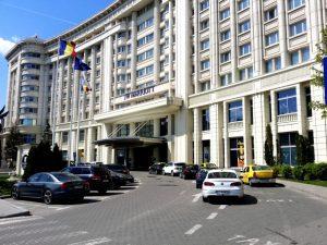 Hotelul Marriott din Bucuresti