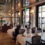 Isoletta, restaurant cu bucatarie traditionala italiana augmentata in Parcul Herastrau