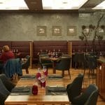 JW Steakhouse la Marriott Hotel in Bucuresti, restaurant cu specific american