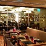 JW Steakhouse, restaurant cu bucatarie americana la Marriott Hotel