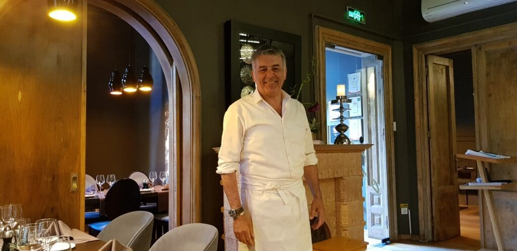 Joseph, restaurantul lui Chef Joseph Hadad in Bucuresti
