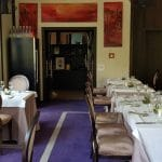 L'Atelier, restaurant Haute Cuisine la Hotel Epoque, chef Samuel Le Torriellec
