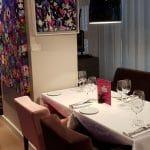 La Cantine de Nicolai, restaurant cu bucatarie frantuzeasca fina pe strada Povernei