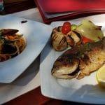 La Fattoria, restaurant cu bucatarie italiana populara in Parcul Herastrau