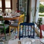 Mesogios Seafood, restaurant cu peste si fructe de mare in cartierul Primaverii