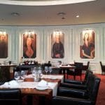 Modigliani - restaurantul Hotelului Intercontinental