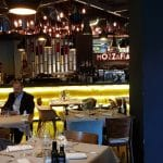 Mozzafiato, restaurant italian de fumatori la Piata Floreasca din Bucuresti