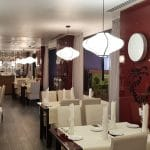 Nan Jing, restaurant chinezesc la Hotelul Minerva