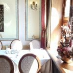 Noblesse, restaurant cu specific international pe strada Paris la Piata Quito