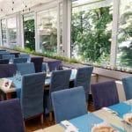 Pescarus, restaurant turistic in Parcul Herastrau