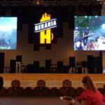 Petrecere la Beraria H in Parcul Herastrau