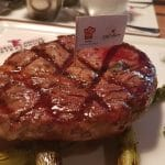 Red Angus, steakhouse in Centrul Vechi