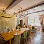 Restaurantul cu bucatarie fina