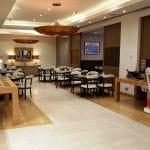 Roberto's, restaurant italian la Athenee Palace Hilton din Bucuresti