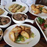 Restaurant libanez in Parcul Bordei