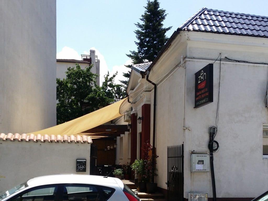 Zen Sushi, restaurant japonez in Piata Victoriei