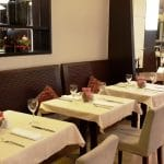 Avalon, restaurantul cu bucatarie internationala al hotelului Sheraton din Bucuresti
