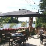 Il Locale, restaurant italian si terasa in parcul Herastrau