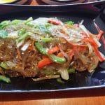 Mancare coreeana la restaurantul Seoul din Bucuresti