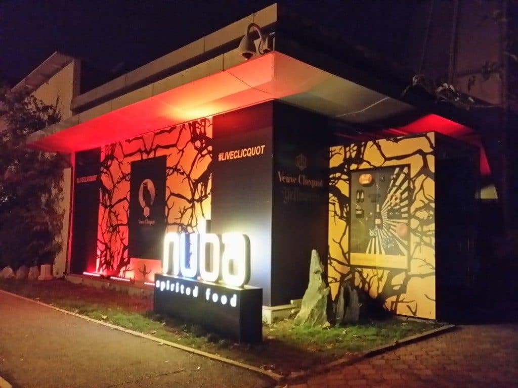 Nuba, restaurant cu specific oriental si club in Cartierul Francez din Bucuresti