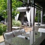 Restaurant Aqua in Parcul Herastrau