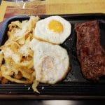 Steak Up, street food in Piata Dorobantilor din Bucuresti