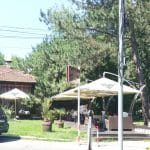 The Embassy Park, restaurant in parcul Herastrau