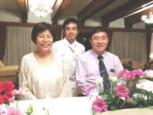Chef Shuichiro Sumiyoshi