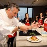 Cooking masterclass with Joseph Hadad