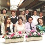 La cina la Familia Ishii