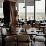 NOR Sky Casual Restaurant, restaurant panoramic la etajul 36 in Bucuresti