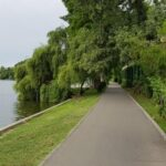 Biutiful by the Lake, terasa in parcul Herastrau