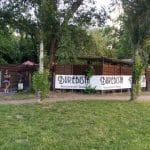 Burebista Vanatoresc, terasa in Bucuresti