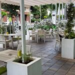 Caffe Citta restaurant italian la hotelul Radisson Blu 07
