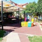 Chez Marie Garden, un restaurant child-firendly in Bucuresti